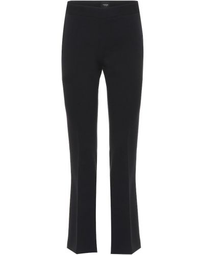 Spodni bawełna czarny bawełna klasyczne spodnie Giambattista Valli