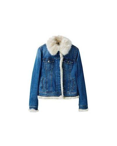 Джинсовая куртка синий Liu Jo