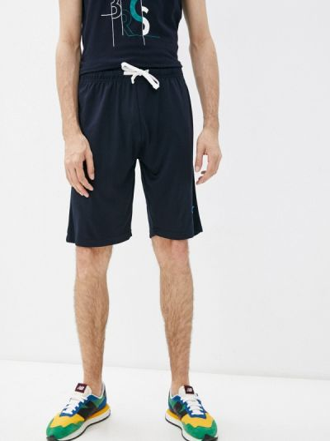 Повседневные синие спортивные шорты Ovs