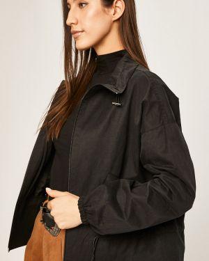 Куртка с капюшоном укороченная с карманами Answear