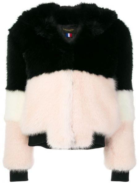 Черная куртка с манжетами La Seine & Moi