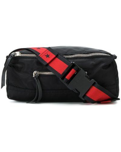 Поясная сумка с логотипом на молнии Givenchy