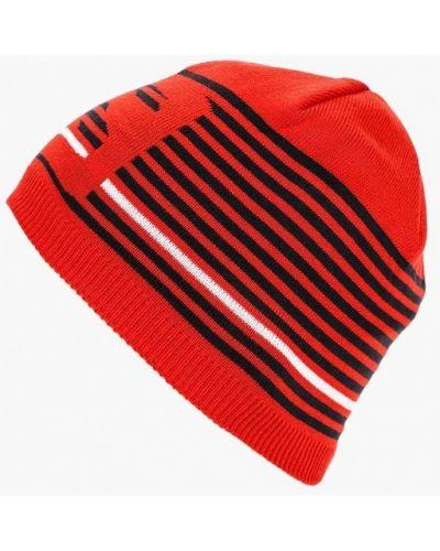 Красная шапка осенняя Salomon