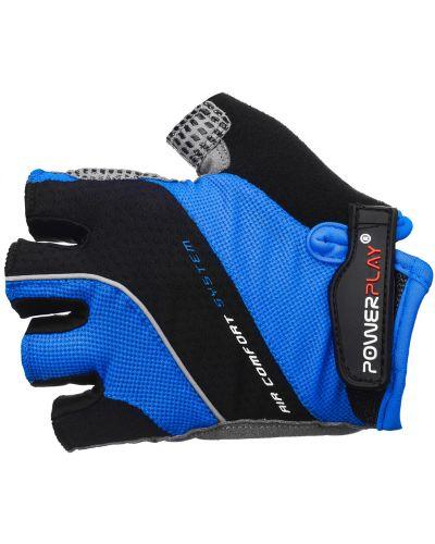 Синие перчатки Powerplay