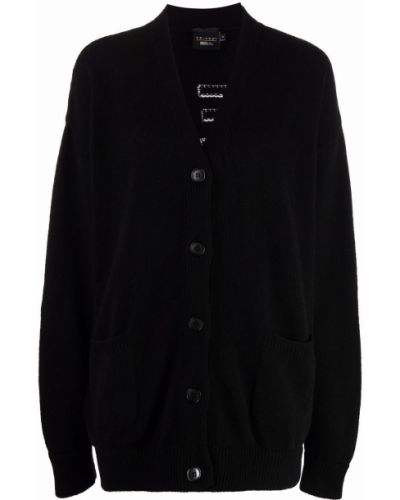 Czarny z kaszmiru sweter Joshua Sanders