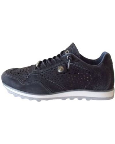 Sneakersy skorzane Amust