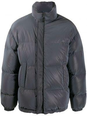 Длинная куртка - серая Msgm
