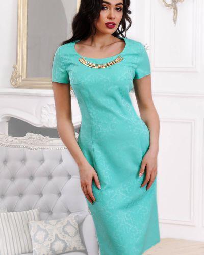Бирюзовое платье Modniy Oazis
