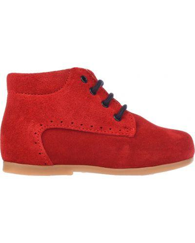Ботинки замшевые Jacadi Paris