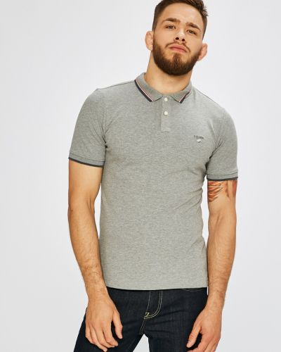 Серая футболка однотонная S.oliver