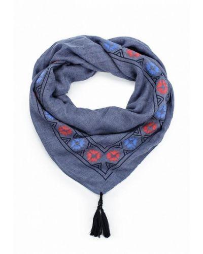 Синий платок носовой Labbra