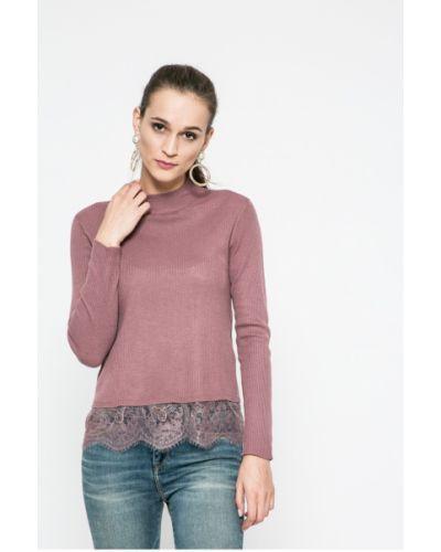 Фиолетовый свитер Jacqueline De Yong