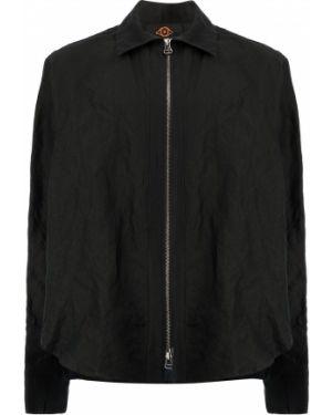 Черная рубашка L'eclaireur