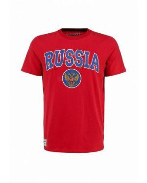 Футболка клубная красный Atributika & Club™