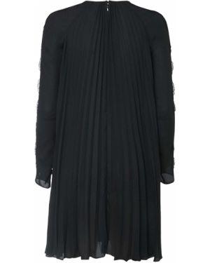 Платье мини макси со вставками Red Valentino