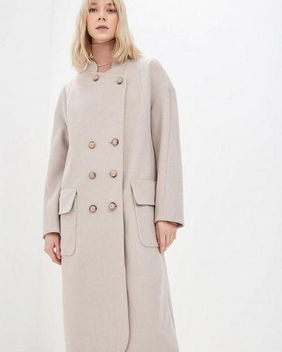 Пальто серое пальто Gamelia