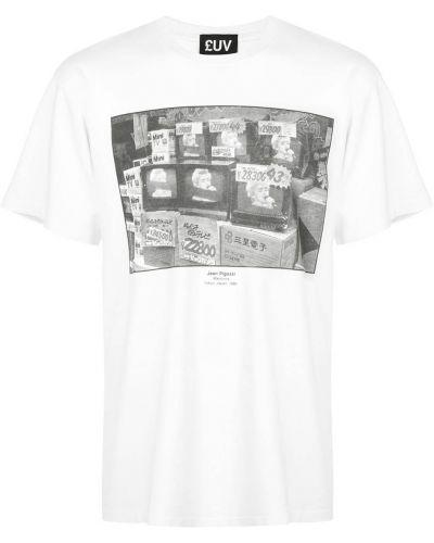 Черная футболка Luv Collections