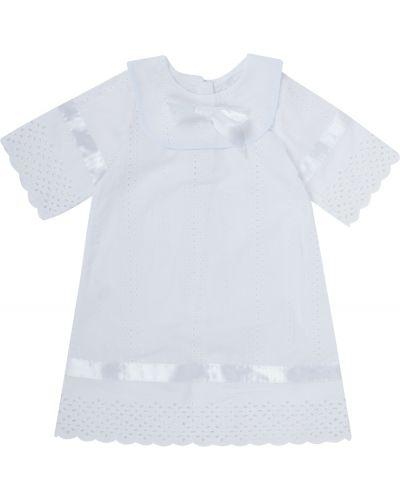 Рубашка крестильный текстильный зайка моя
