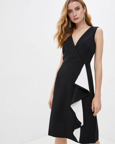 Платье - черное Lauren Ralph Lauren