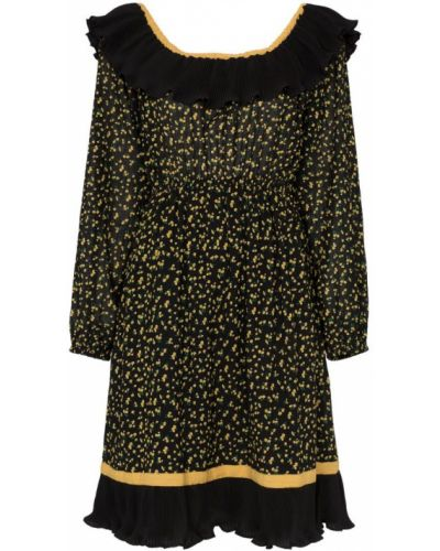 Платье со спущенными плечами эластичное By Timo