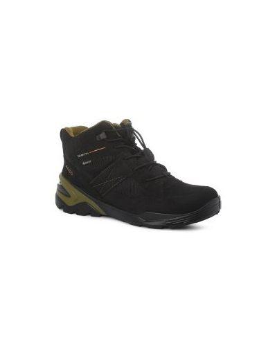 Ботинки черные Ecco