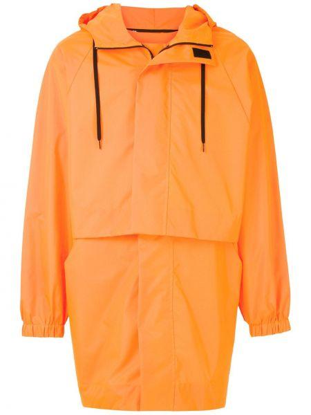 Płaszcz przeciwdeszczowy - pomarańczowy Osklen