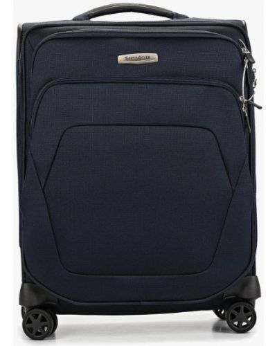 Дорожная сумка синий Samsonite