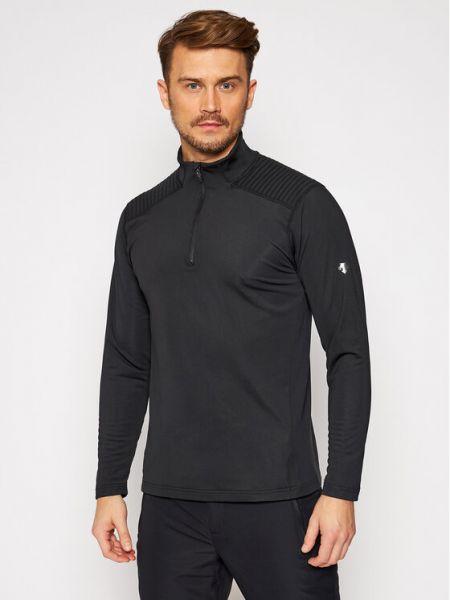 Czarna bluza Descente