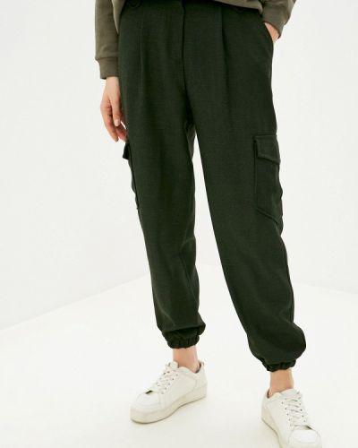 Зеленые брюки карго Koton