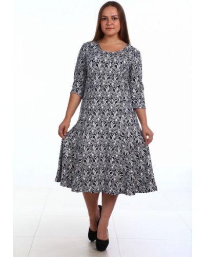 Платье миди повседневное средний Грандсток