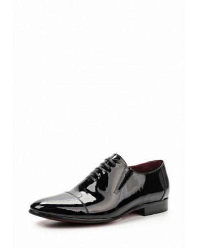 Туфли лаковые итальянские El'rosso