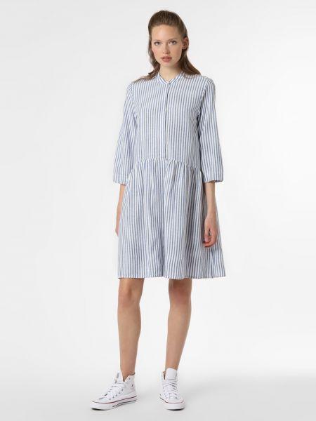 Niebieska sukienka Mbym