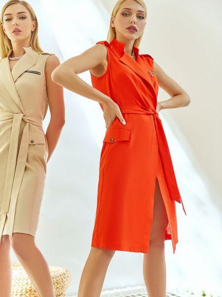 Платье - красное Vovk