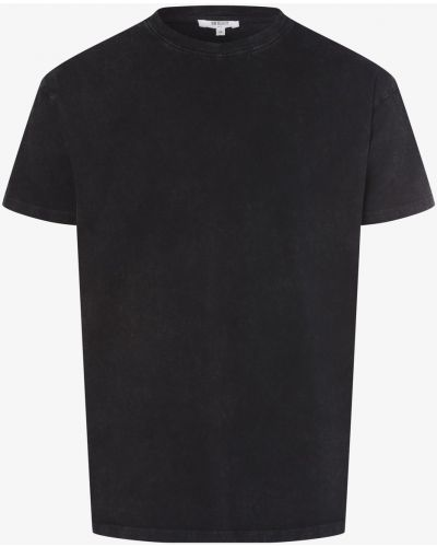 T-shirt z printem - czarna Be Edgy