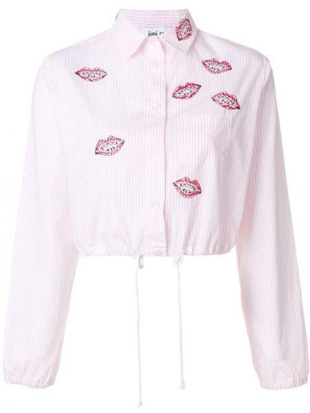 Рубашка с длинным рукавом с карманами классическая Jimi Roos