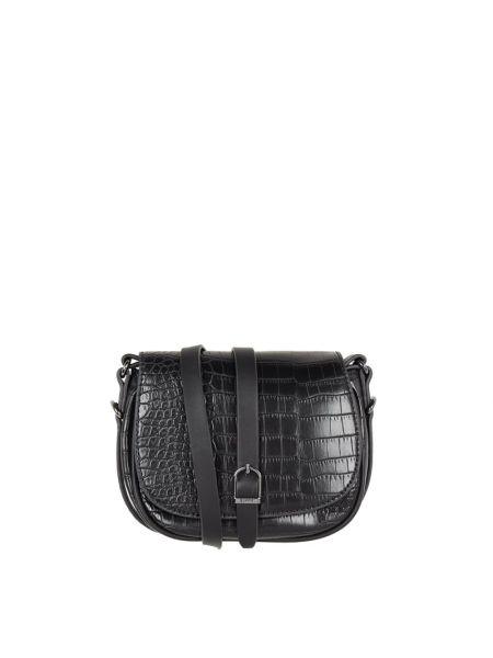 Czarna torba na ramię Esprit