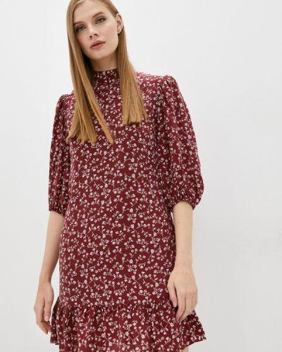 Повседневное платье - бордовое The Kooples