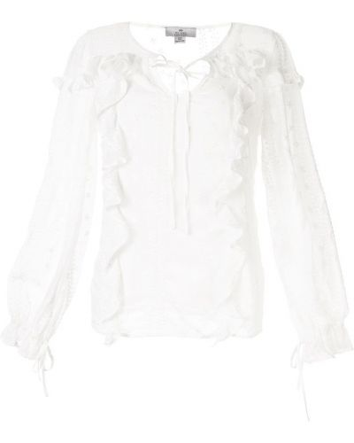 Блузка с длинным рукавом с рюшами с манжетами We Are Kindred
