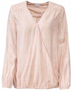 Блузка на резинке с люрексом Bonprix