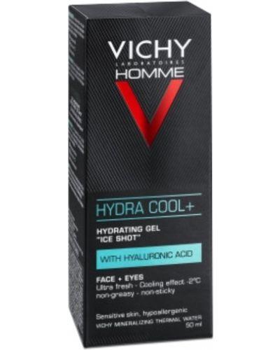 Гель для автозагара увлажняющий Vichy