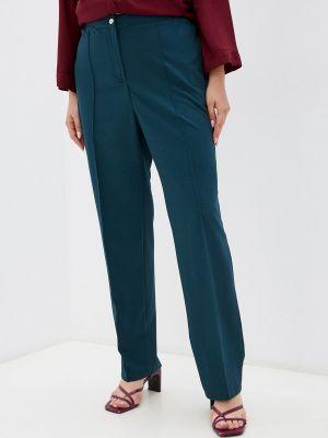 Классические брюки - золотые Prewoman