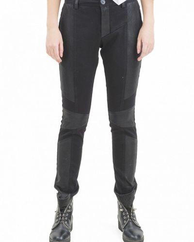 Повседневные черные брюки Pavel Yerokin