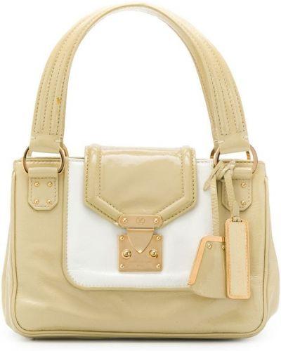 Кожаная сумка круглая Louis Vuitton Pre-owned