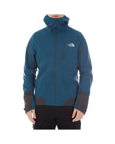 Куртка с капюшоном спортивная укороченная льняная The North Face