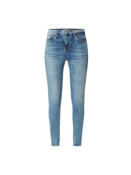 Niebieskie jeansy bawełniane Ltb