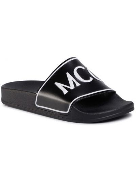 Czarne sandały Mcq Alexander Mcqueen