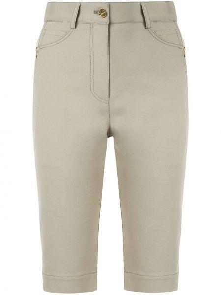 Однобортные короткие шорты Dion Lee