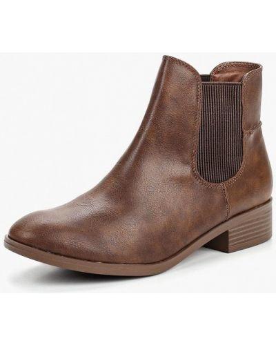 Ботинки челси кожаные осенние Dorothy Perkins