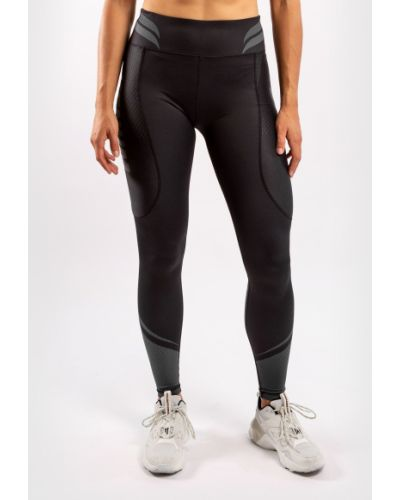 Черные брюки для полных Venum