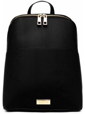 Złoty czarny plecak Carvela